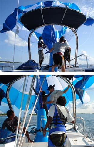 Parasail Training